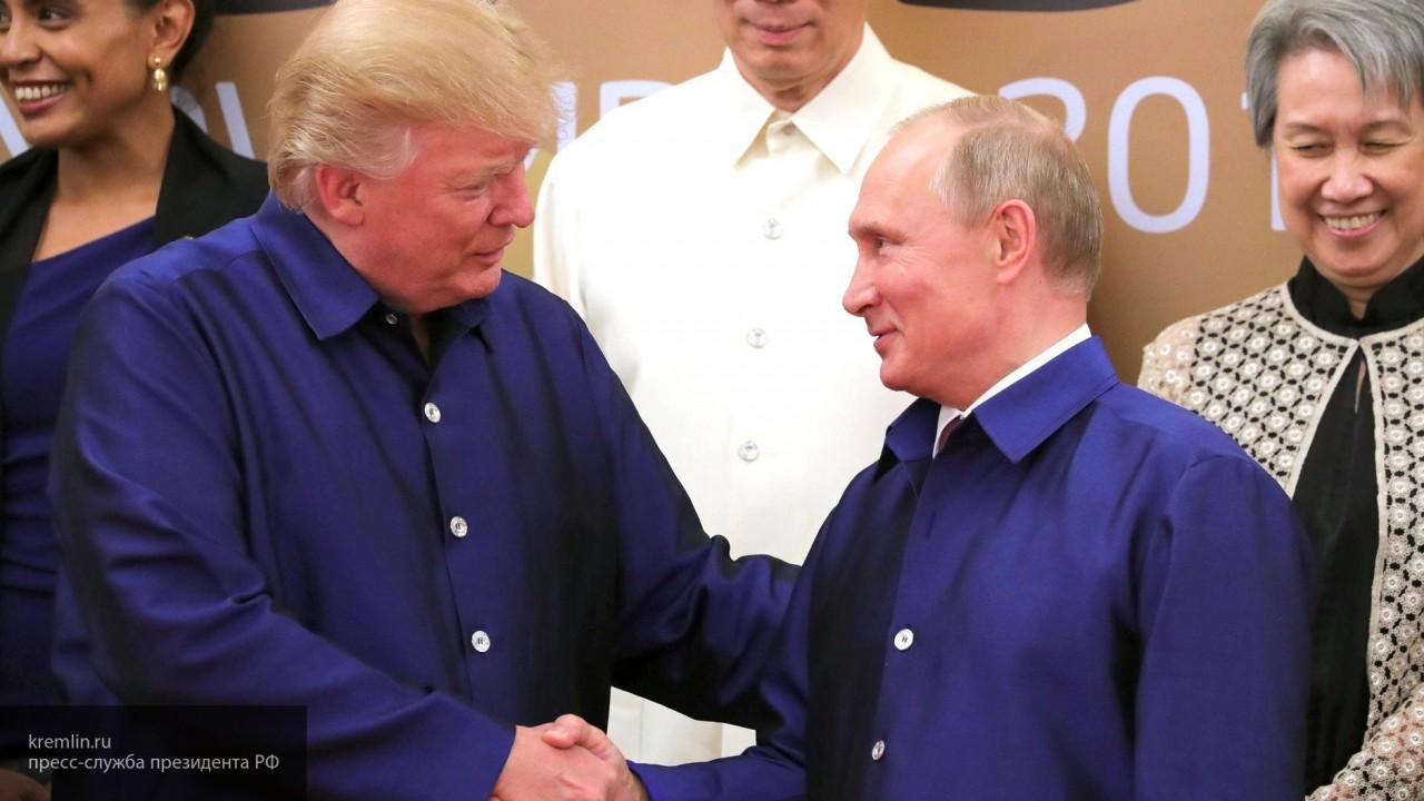 В Белом доме раскрыли время встречи Путина и Трампа в Хельсинки