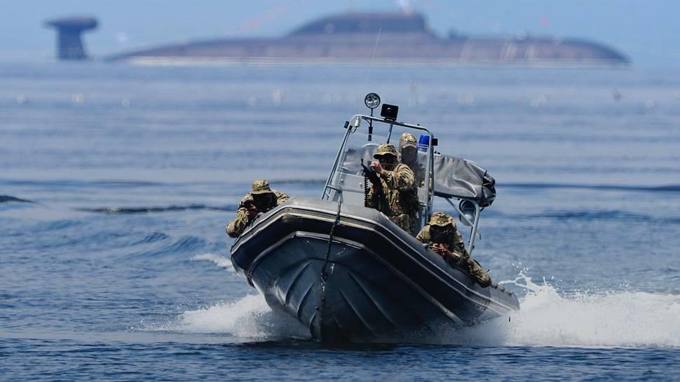 Легенда о «Холуае» История самой секретной части морского спецназа Тихоокеанского флота