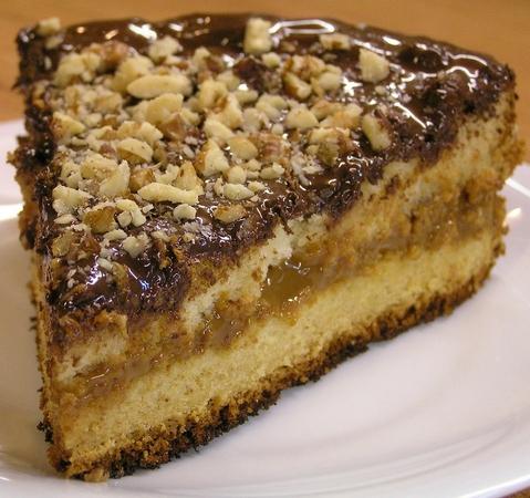 Медовый бисквит - Видео рецепт