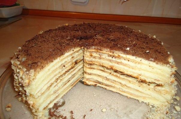 Рецепт вкусного торта своими руками фото