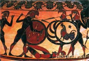 Древние Кельты. Войны и военное дело Кельтов