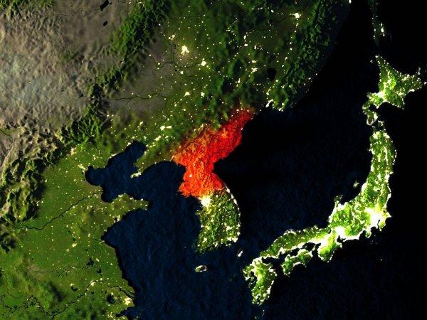 Актуальный вопрос из прошлого: «Северная Корея? Нет, это Америка сегодня!»