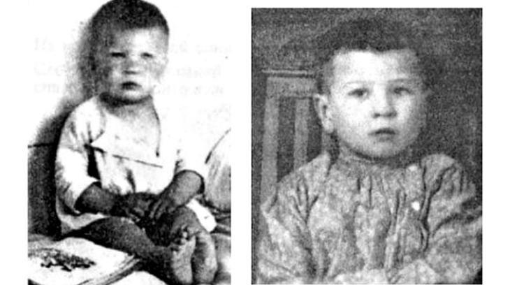 Удивительная история о мальчике Лёве