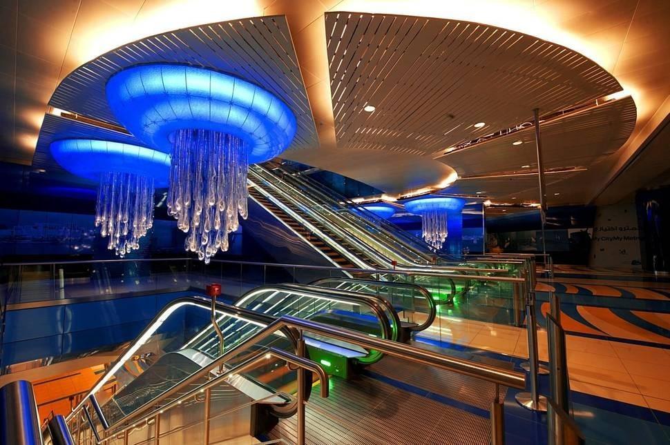 MetroStations04 17 самых волшебных станций метро со всего мира