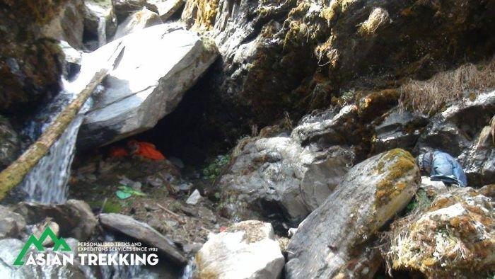 В Гималаях нашли туриста, пропавшего 47 дней назад
