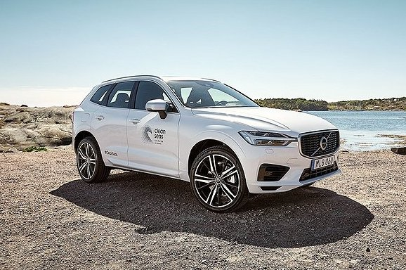 Volvo начинает делать автомобили из пластиковых бутылок