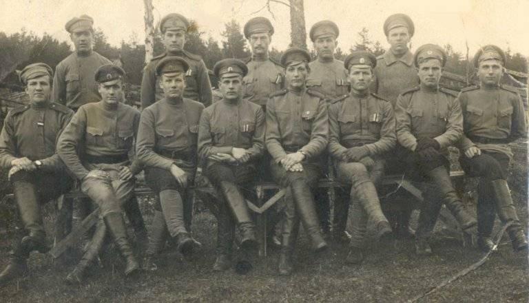 1914-й. Польские легионы
