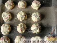 """Фото приготовления рецепта: Быстрые булочки """"Завтрак мужу на работу"""" - шаг №6"""