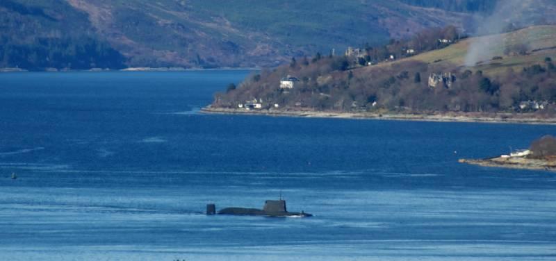 Зачем Лондону на самом деле военно-морская база в Шотландии