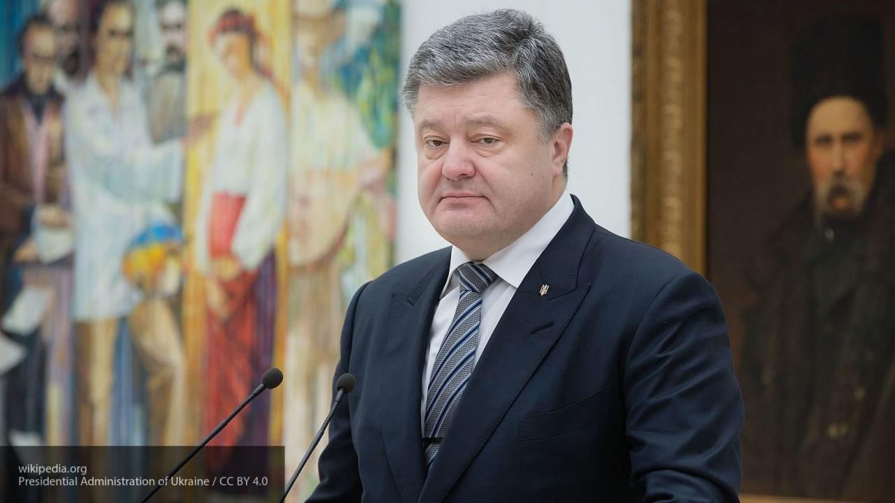 Пушков рассказал о «девичьей памяти» Порошенко