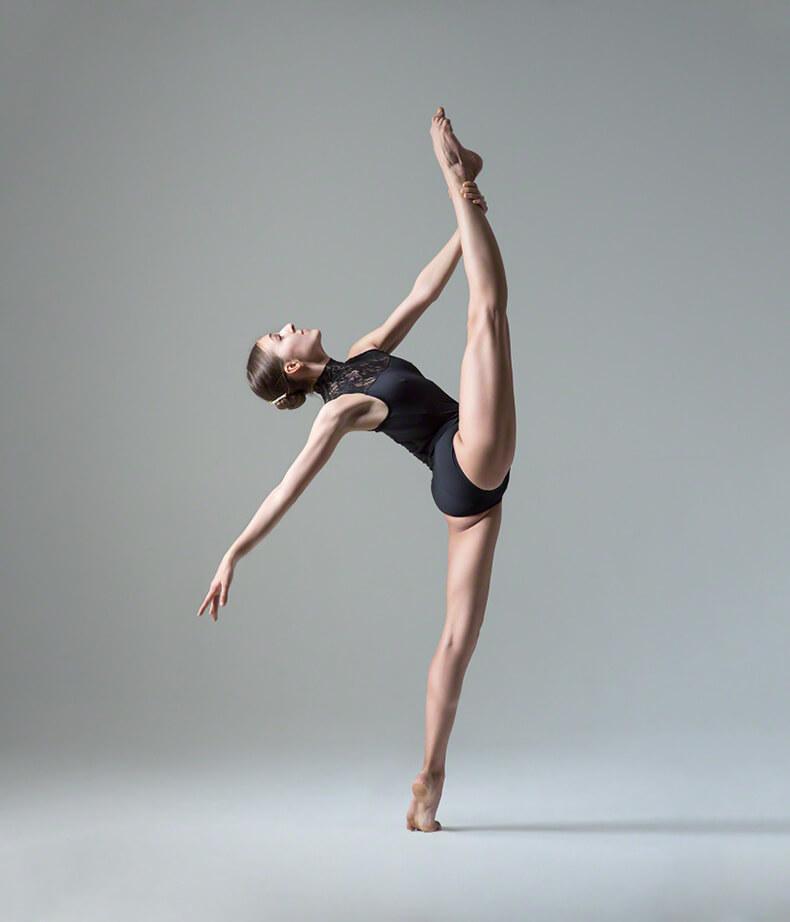 СЕКРЕТ БАЛЕРИН: 7 упражнений для совершенной формы ног.