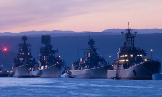 Черноморский флот окажет «радушный прием» кораблям НАТО