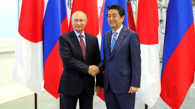 Премьер-министр Японии высказался на тему возможного подписания мирного договора с Россией