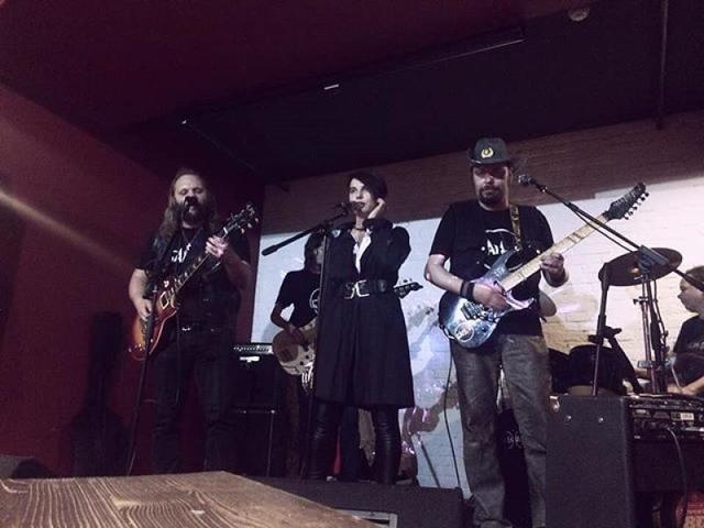 Группа «Бардак» выступит на сцене шоу-проекта «Площадь Согласия»