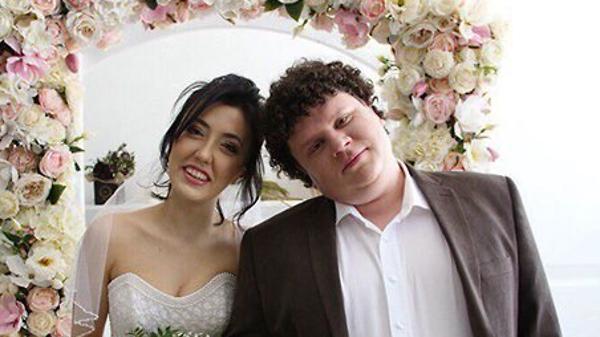 Актер Евгений Кулик женился в Москве