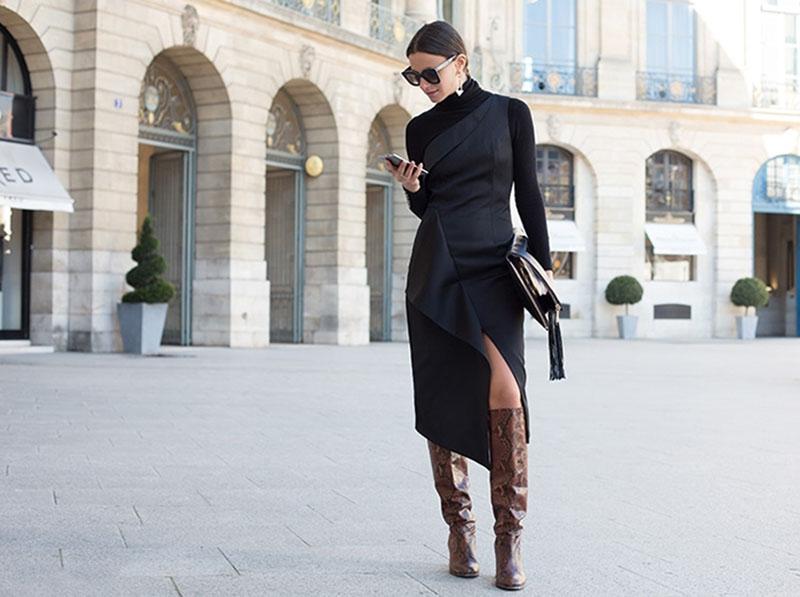 10 роскошных платьев, неподвластных времени! Они никогда не выйдут из моды.