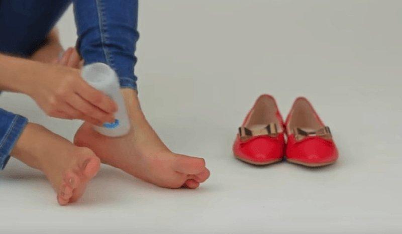 5. Потливость Лайфхак, массаж, обувь, помощь, пятна, узкая