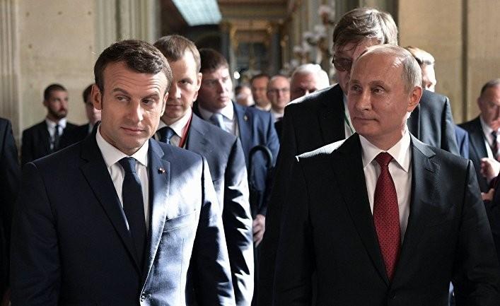 Франция — Россия: препятстви…
