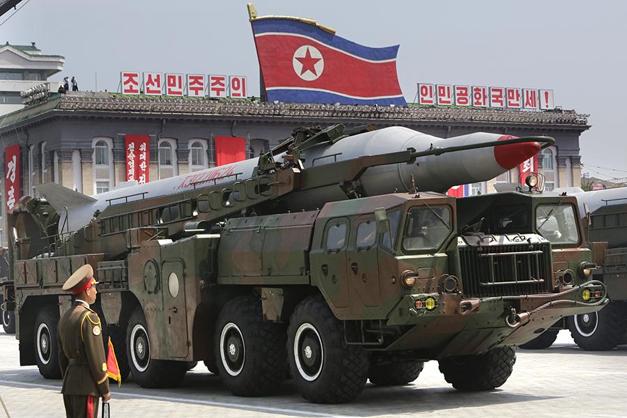 Военный баланс на Корейском полуострове