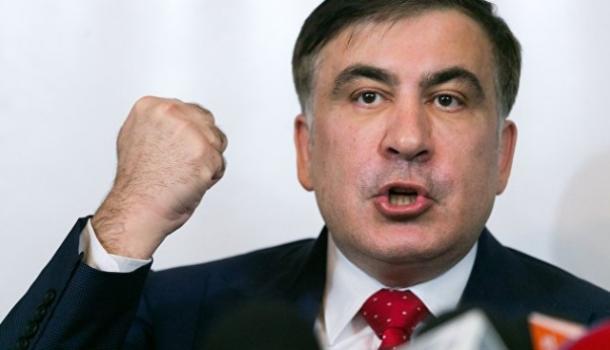Саакашвили готов отрезать себе гениталии за Абхазию и Южную Осетию