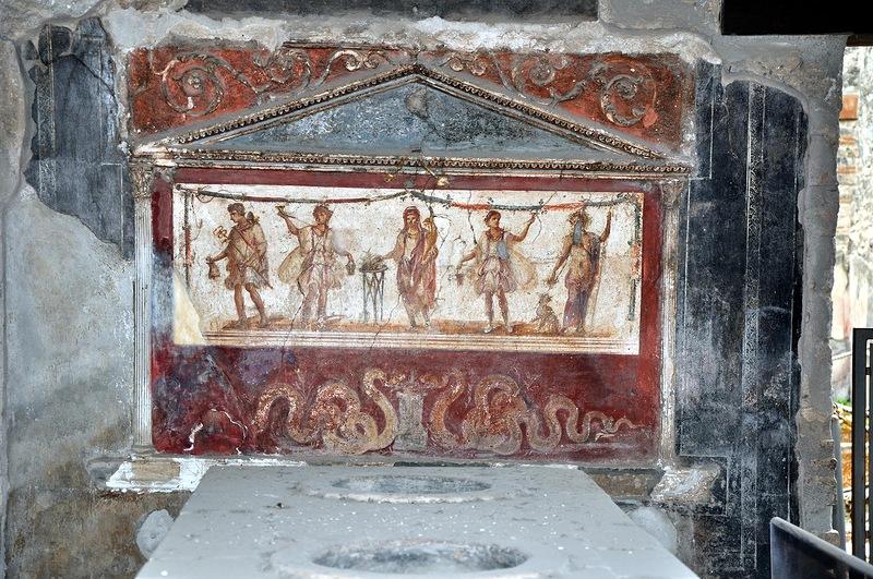 Casa emanuel pompei