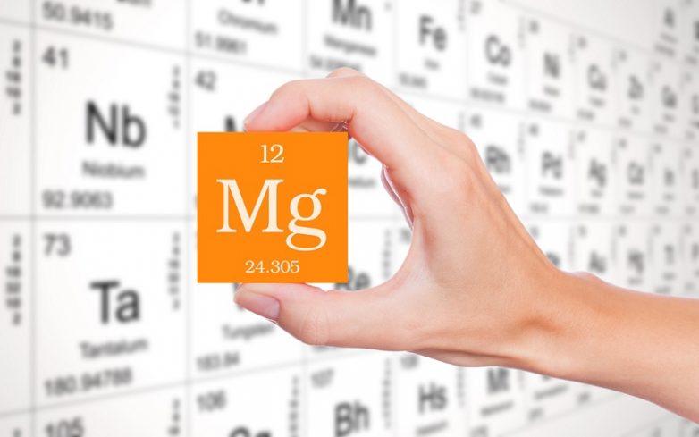 Продукты с высоким содержанием магния