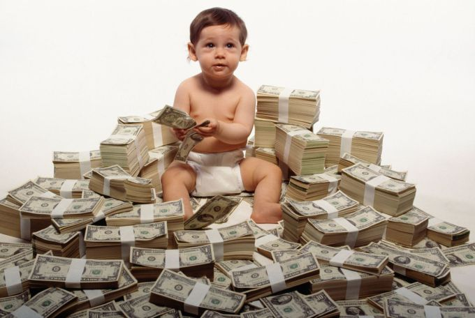 Как родители дают установку детям на бедность