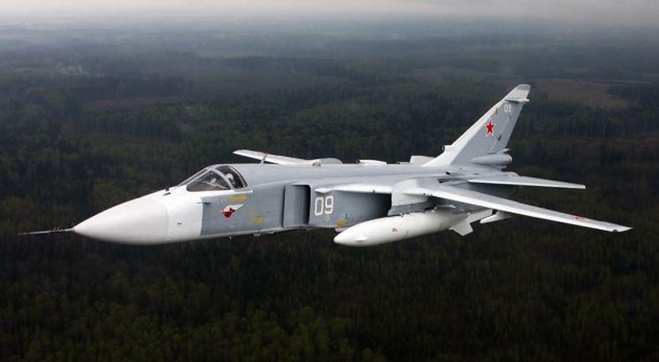 Российские бомбардировщики заставили понервничать фрегат НАТО