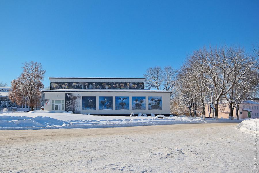 310 Зимний Чернобыль