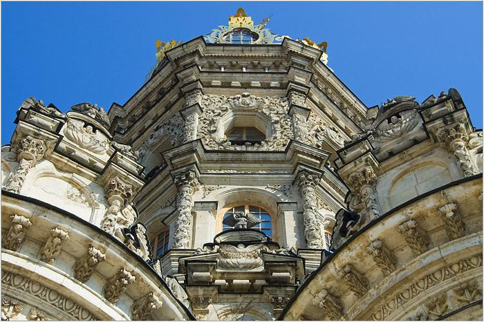 Европейский стиль храма понравился Петру. /Фото:mochaloff.ru
