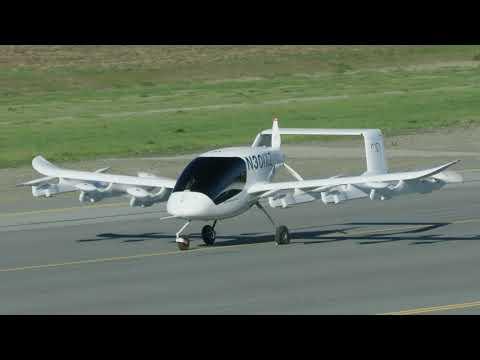 Cora - летающий автомобиль Лари Пейджа