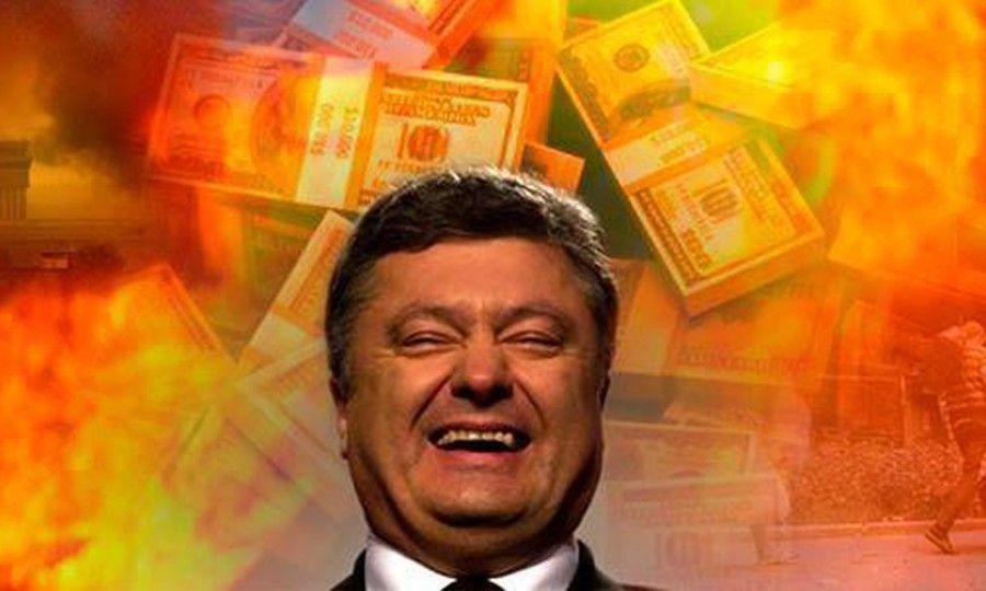 «Трехлетка» Порошенко: нищая страна с богатым президентом