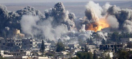 Швейцария назвала ракетный удар по Сирии преступлением
