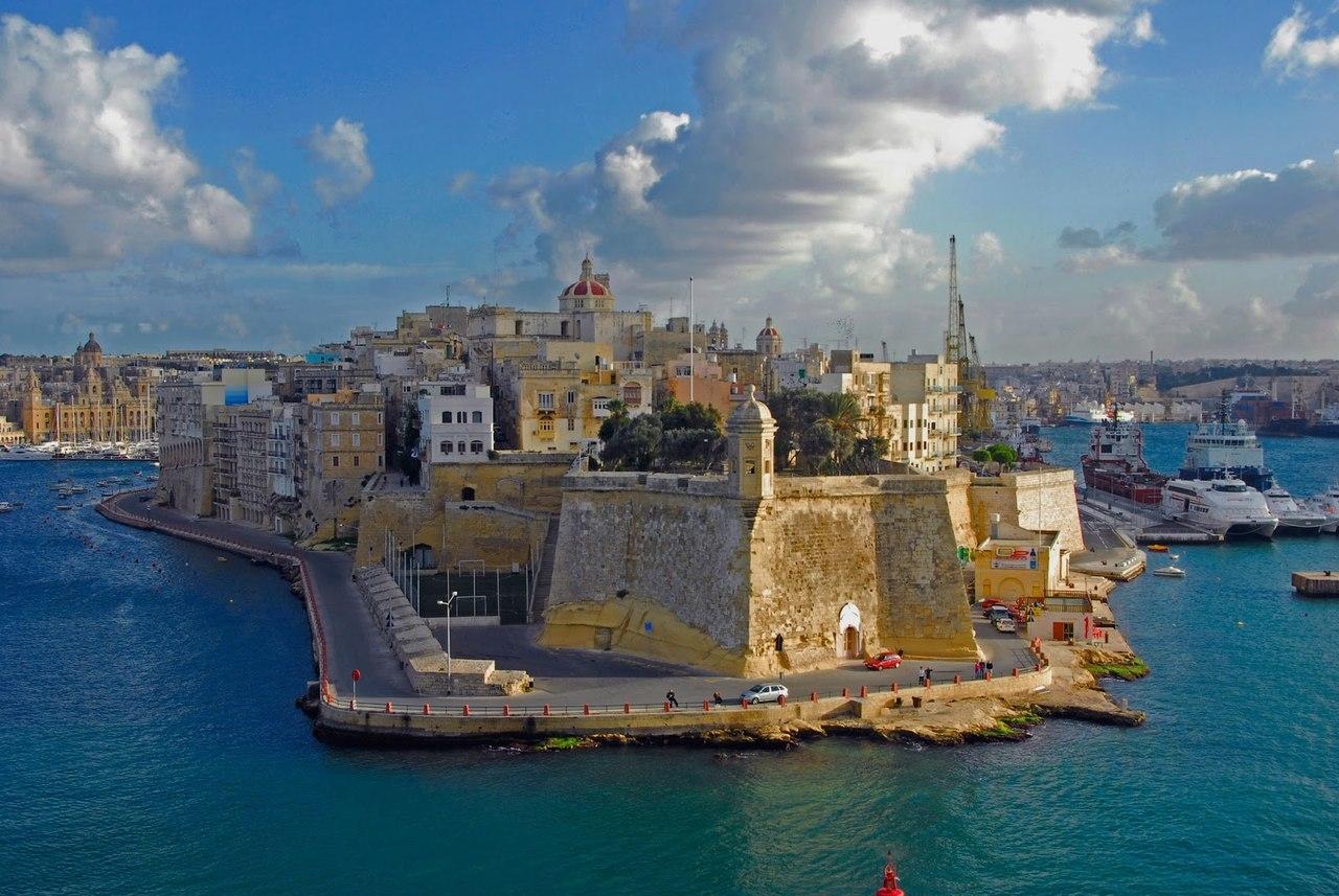 Золотой город Валлетта, Мальта