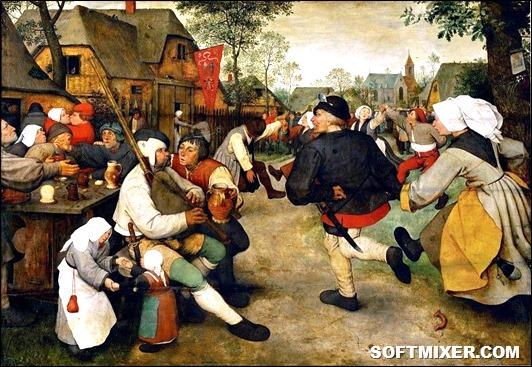 Странная эпидемия 1518 года