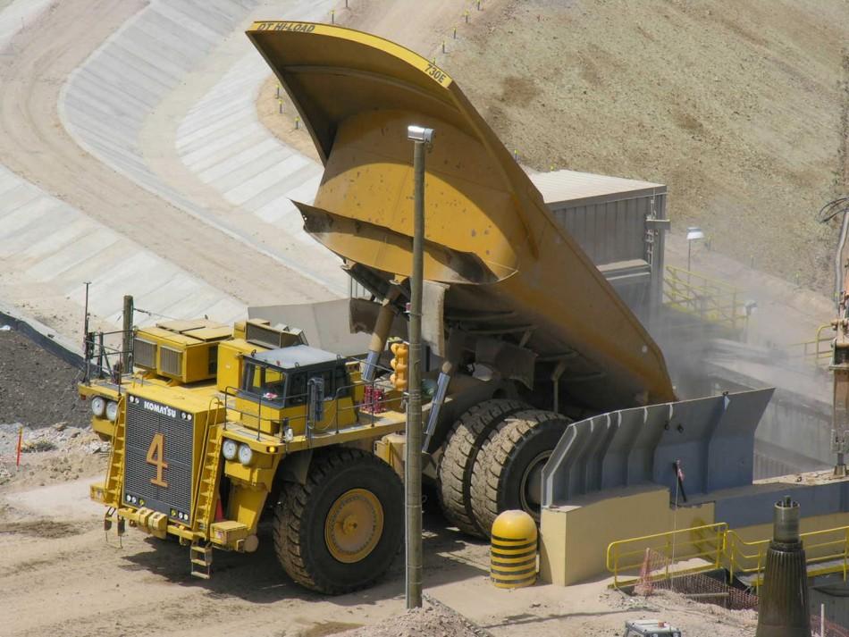goldmine03 Cамые большие в мире шахты по добыче золота