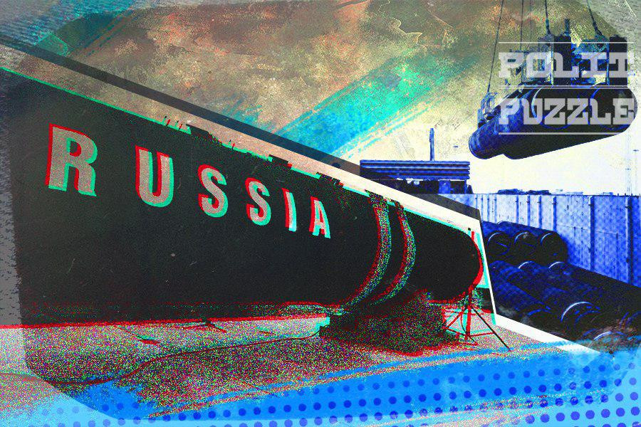 Украинской ГТС — конец: Росс…