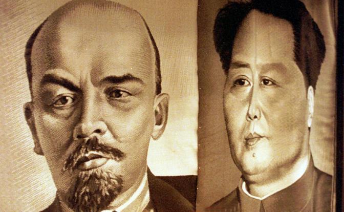 Ленин и Мао: Две страны, две истории