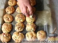 """Фото приготовления рецепта: Быстрые булочки """"Завтрак мужу на работу"""" - шаг №7"""