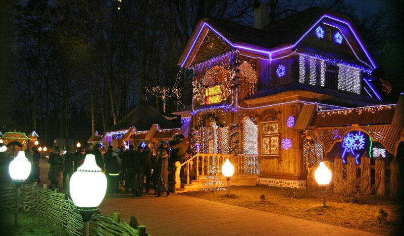 Отели в беловежской пуще на новый год 2017