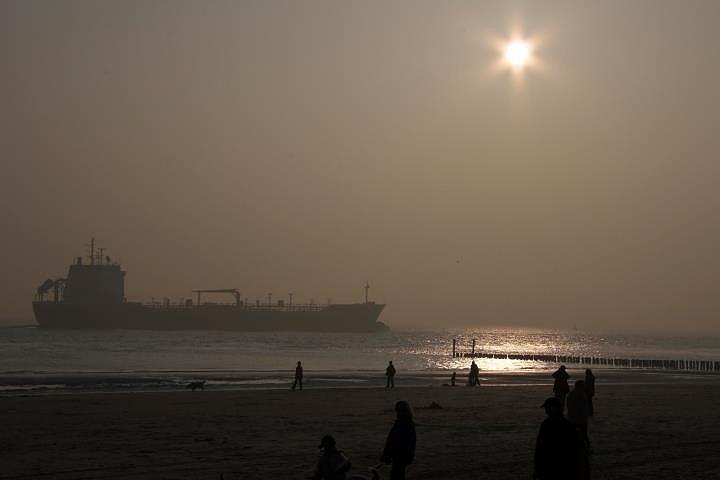 Стала известна причина затопления судна с металлоломом в Черном море