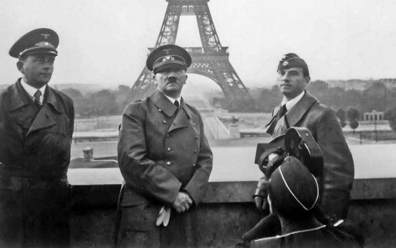 Как американские корпорации поддерживали Гитлера