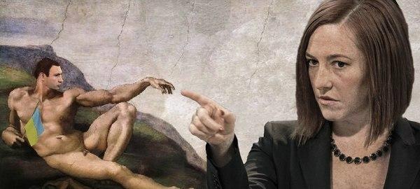 """Кличко & Псаки: """"История нашей любви!"""" (Love Story)"""