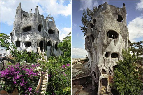 Невероятный Сумасшедший дом от вьетнамского дизайнера Dang Viet Nga