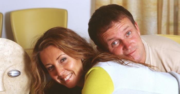У Сенчуковой и Рыбина уже вырос красавец-сын. Не успели оглянуться, как мальчишке исполнилось 19!