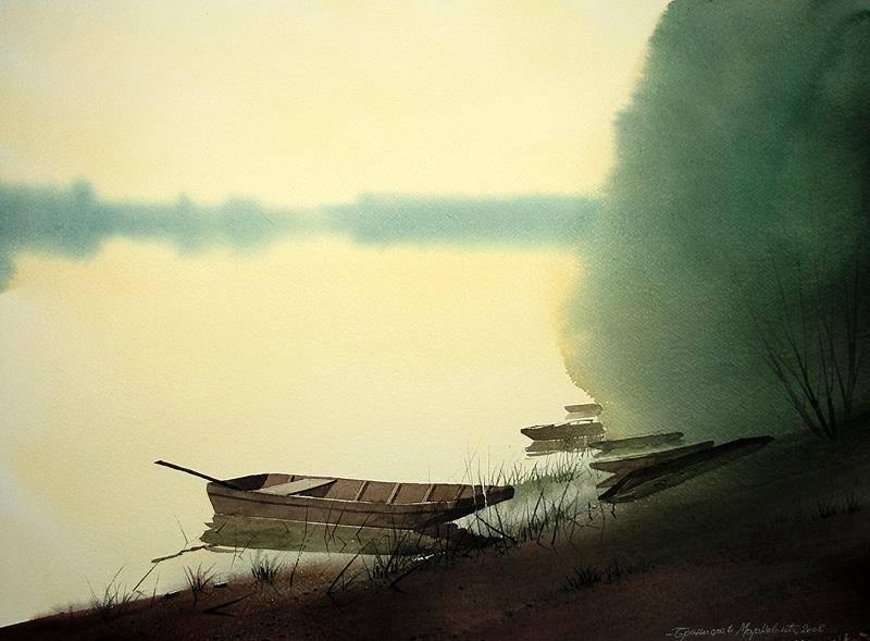 Поэт туманной тишины — роман…