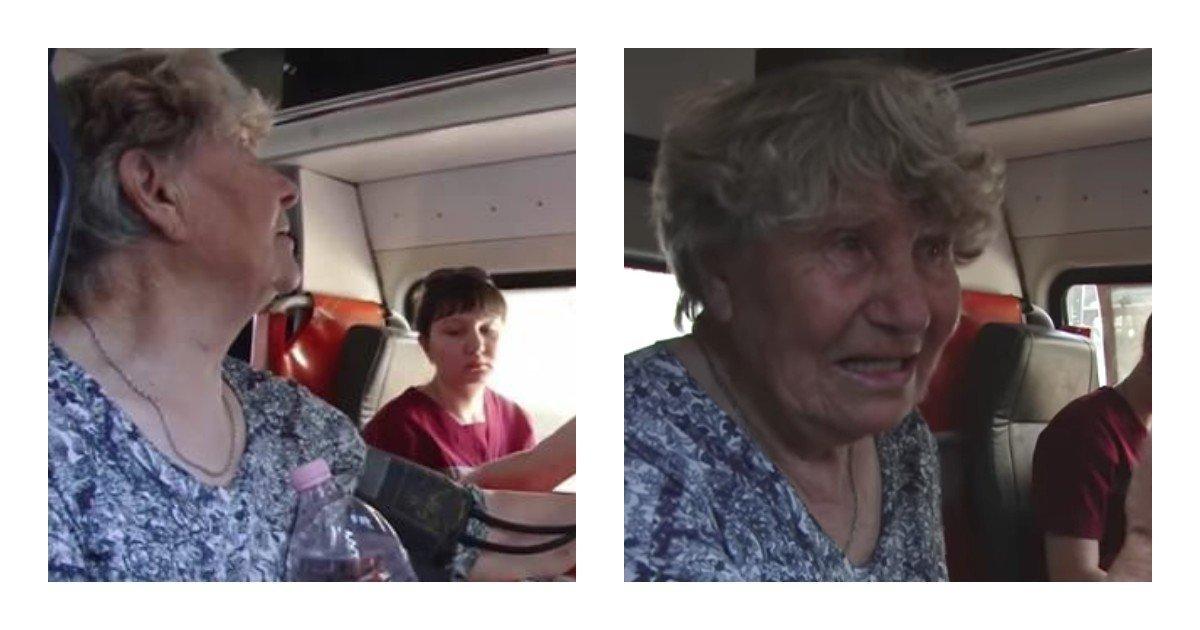 Барнаульские контролёры час продержали 77-летнюю старушку на жаре