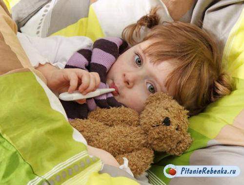 Рецепты от кашля для детей