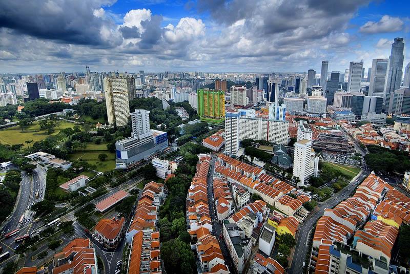 highrise04 25 городов мира с наибольшим числом высотных зданий