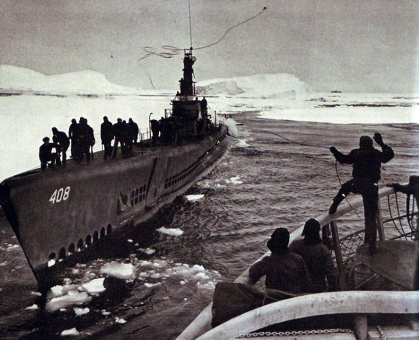 Экспедиция адмирала Бёрда